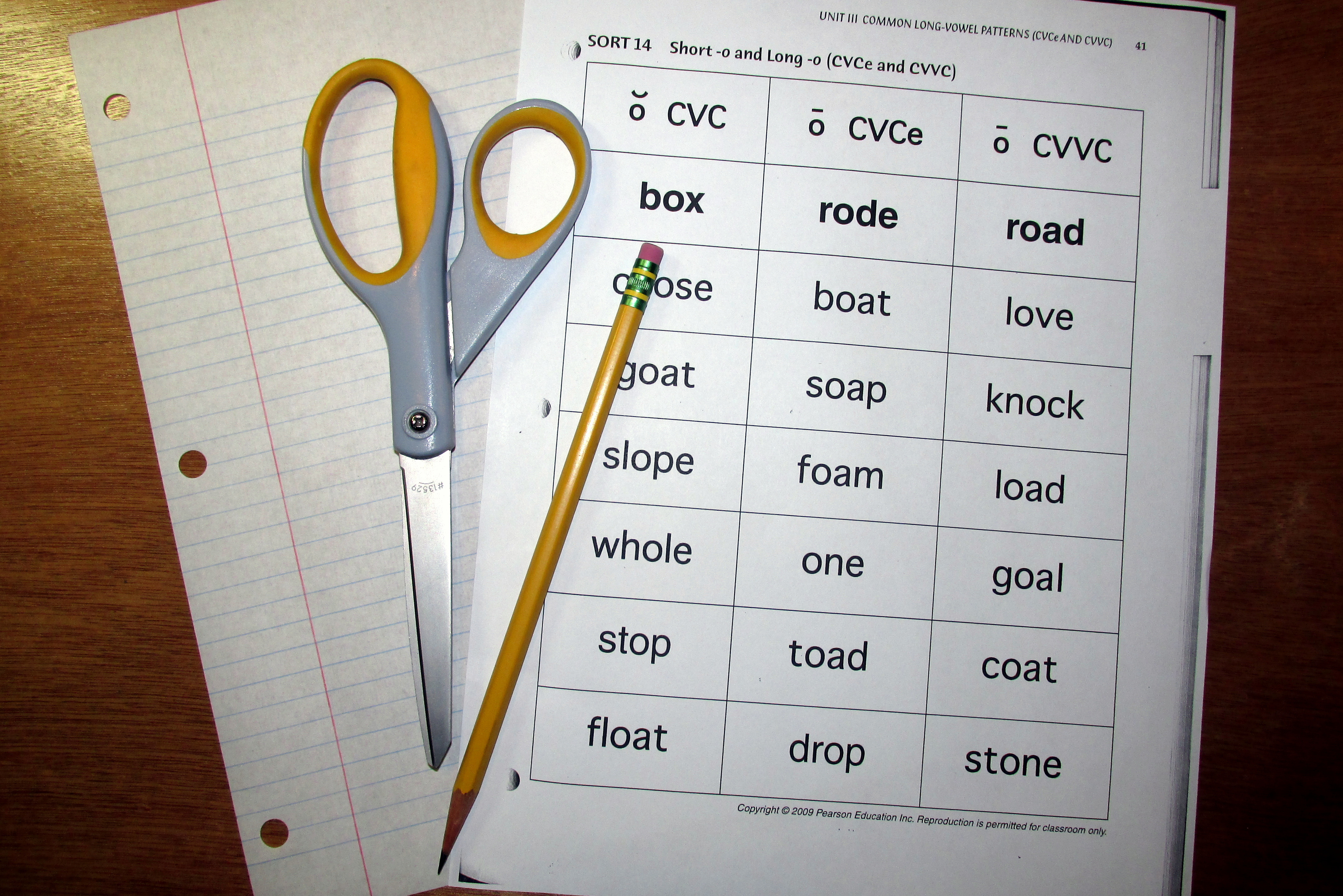 Ms Kennedy Room 17 Words Their Way Spelling Sorts