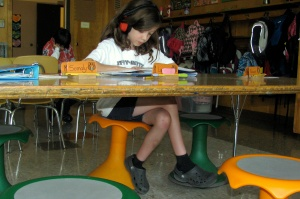 9-27-12 Read to Self 2